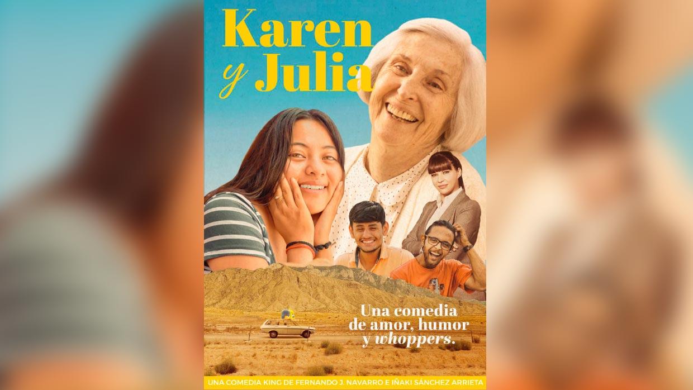Karen y Julia
